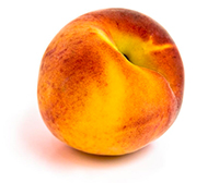 Yellow flesh peach