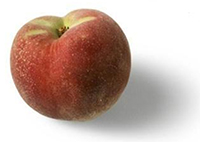 White flesh peach