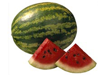 Crimson watermelon